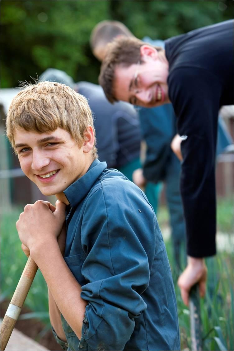 Student job – Gardening