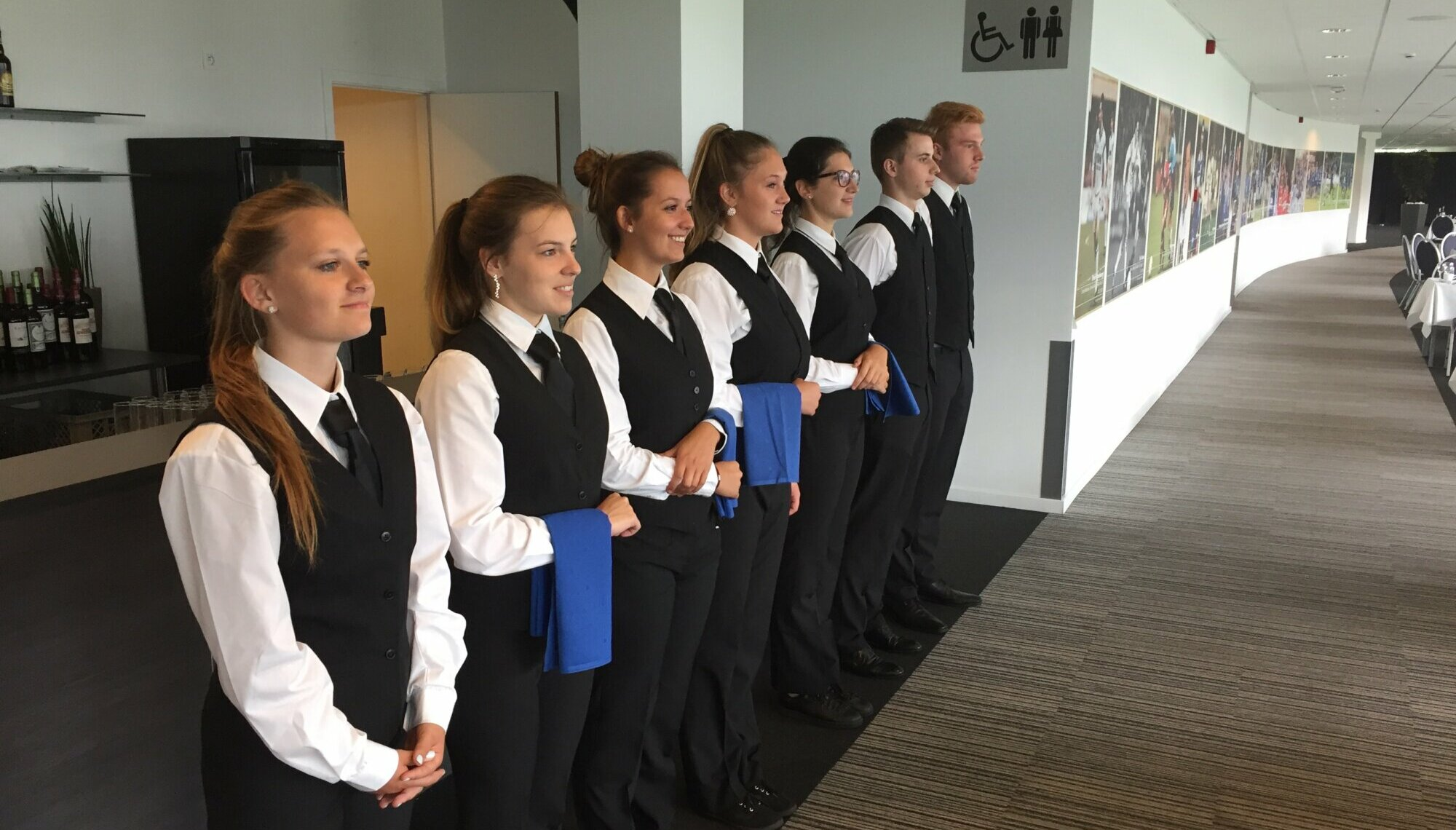 Flexibele zaalmedewerker AA Gent