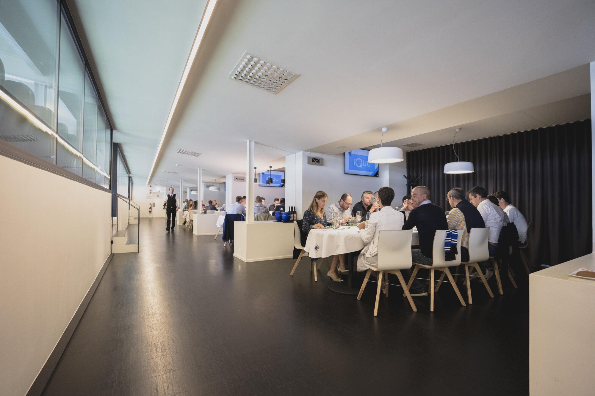 Flexibele zaalmedewerker Club Brugge
