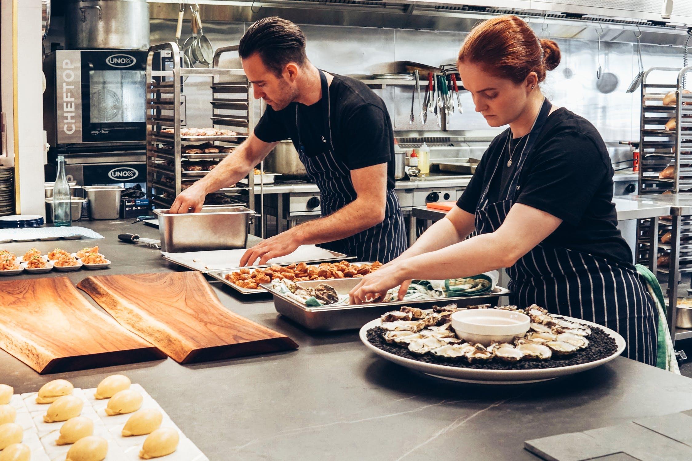 Ambitieuze kok Brasserie Lochristi