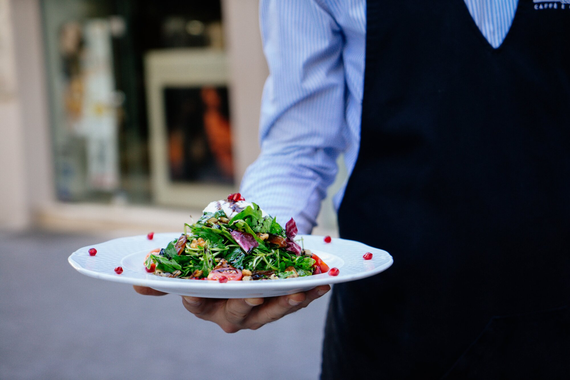 Flexi-medewerker restaurant Knokke