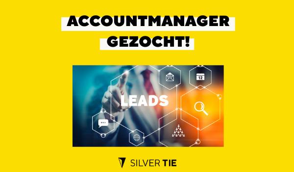 Accountmanager Silver Tie – Antwerpen