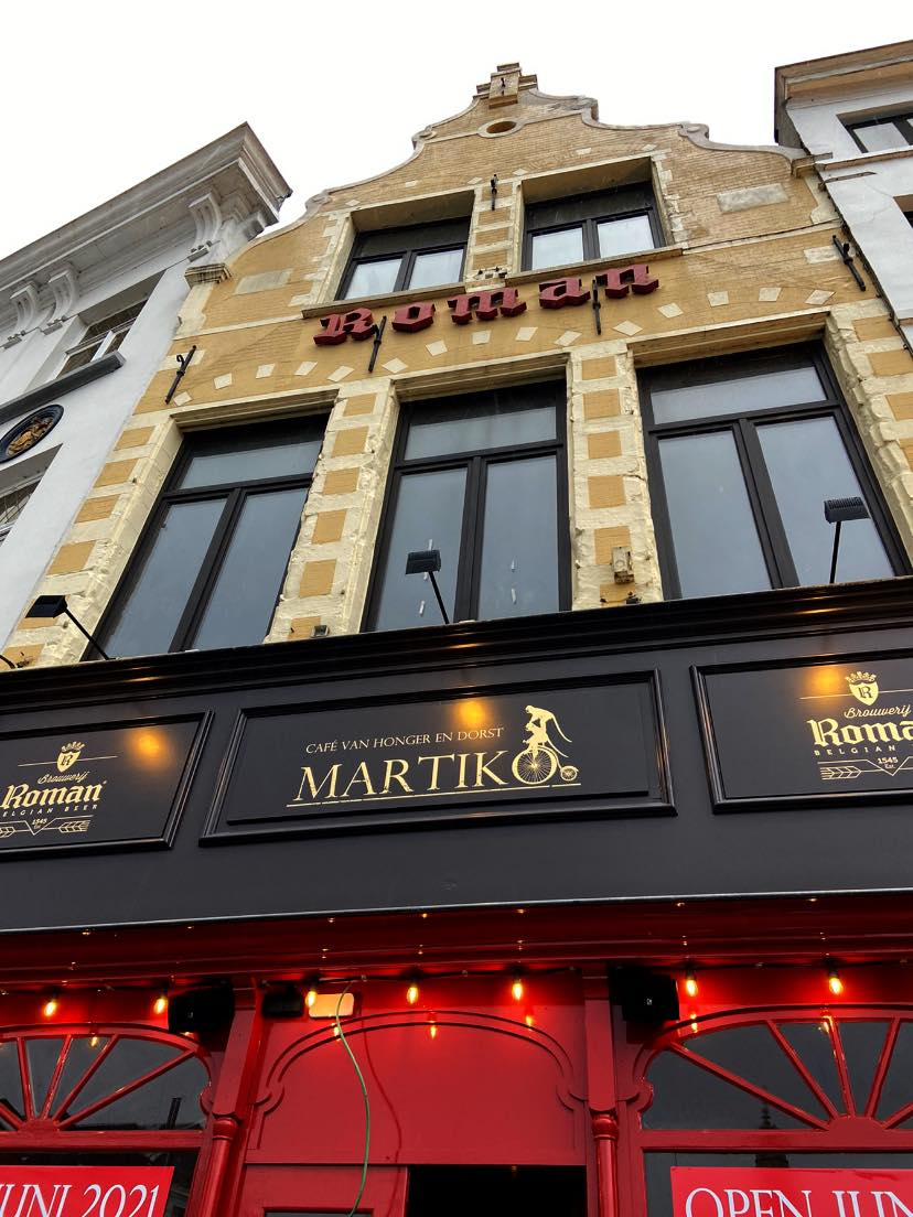 Enthousiaste zaalmedewerker (vast/flexi) – Eetcafé Martiko (Oudenaarde)