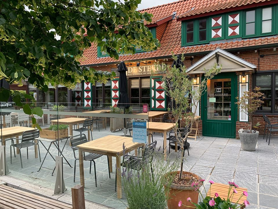 Flexi zaalmedewerker – Brasserie De Sterre (Deinze)