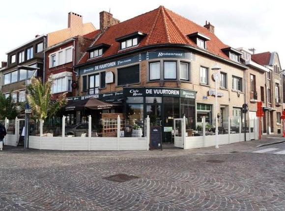 Student/ flexi kelner – Taverne De Vuurtoren (Nieuwpoort)