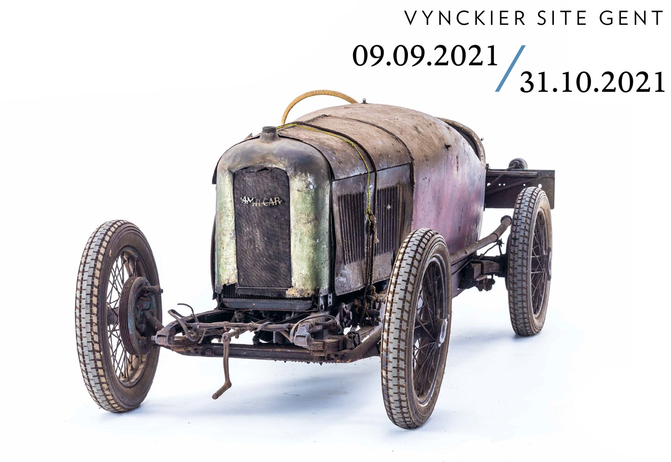 Projectleider – Bistro Oldtimer Expo 'MAHY' (Gent)